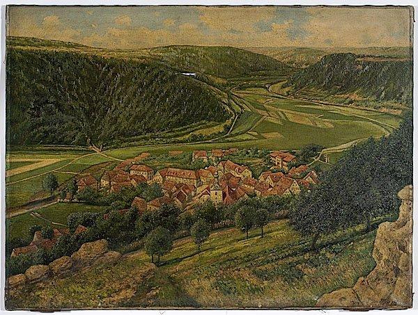 20: German Landscapeby John Hauser