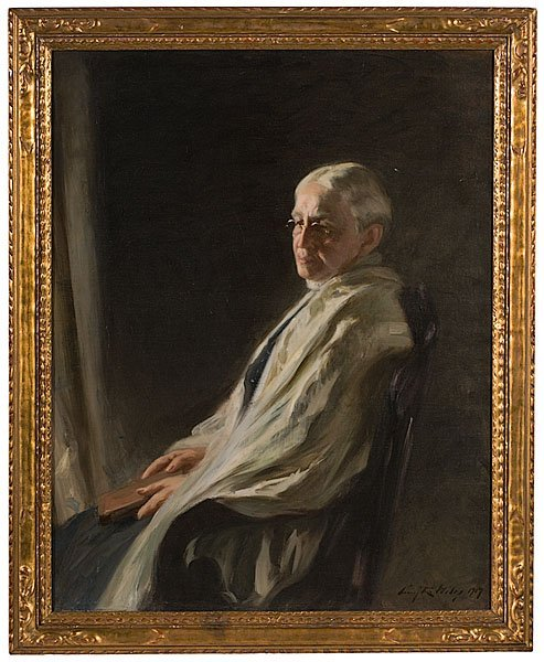 16: Portrait of Marion Louis Withey by Irving Wiles