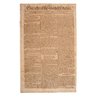 [WEST POINT]. Group of 5 newspapers documenting the