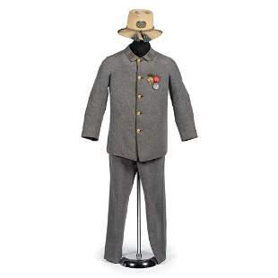 [UNITED CONFEDERATE VETERANS]. Kentucky UCV uniform