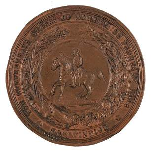 [CIVIL WAR]. The Great Seal of the Confederate States