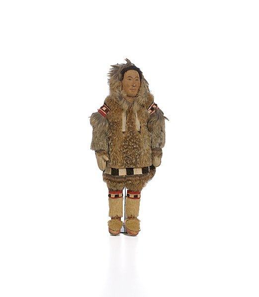 2: Ethel Washington Eskimo Doll