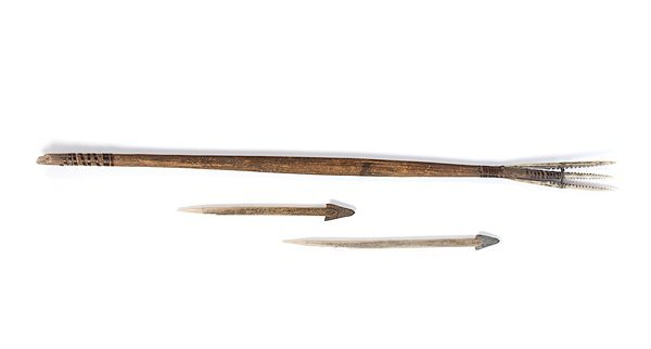 19: Eskimo Bird Spear and Dart Tips