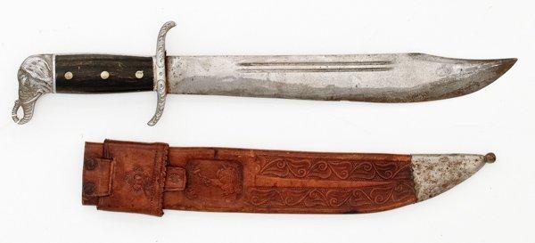 4: Spanish American War Collins Model 18 Bowie Knife
