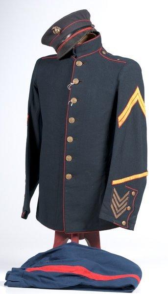 6: Model 1904 U.S.M.C. Uniform