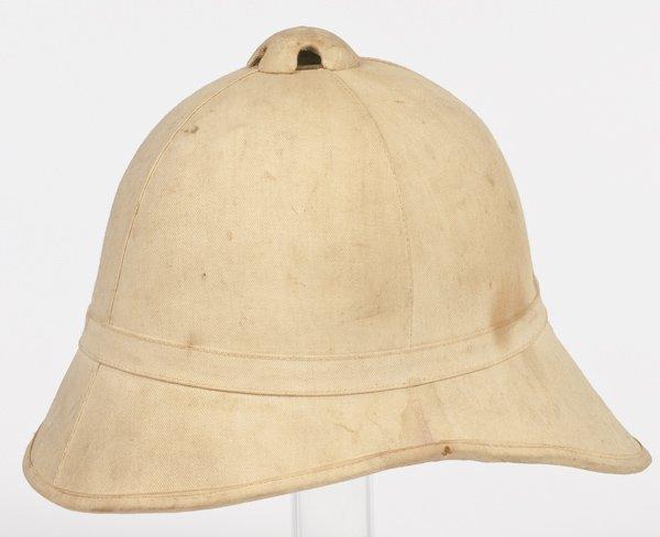 11: Spanish American War U.S. Model 1881 Cork Helmet