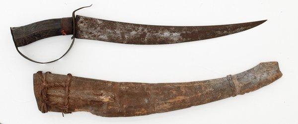 16: Philippine Insurrection Morro Short Sword