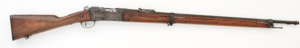 22: French Lebel Model 1886 M93 Rifle