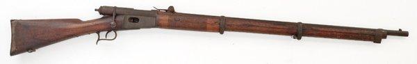 23: Swiss Vetterli Model 1878 Rifle