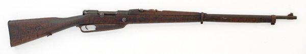 27: Model 1895 Mauser Rifle