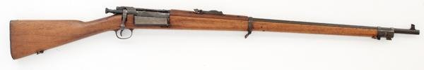1: *U.S. Springfield Armory Model 1898 Krag Rifle