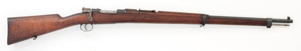 26: *Chilean Model 1893 Bent Bolt Mauser Bolt Action Ri