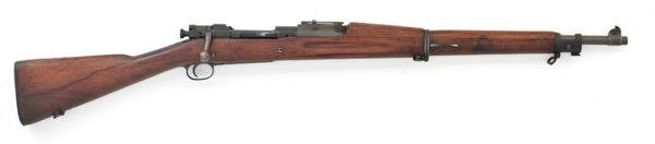 110: *Model 1903 Springfield Rifle