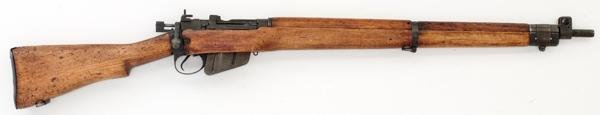 112: *U.S. Property Savage No.4 MKI Enfield Rifle