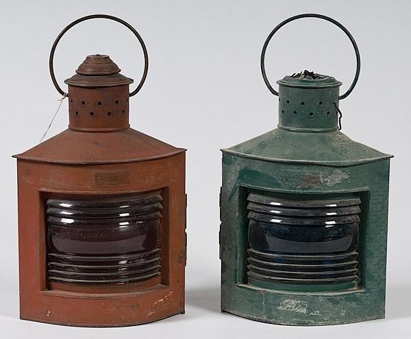22: Riverboat Lanterns