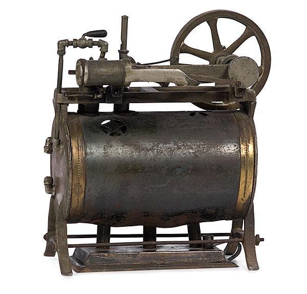 4: Weeden Toy Steam Engine Model