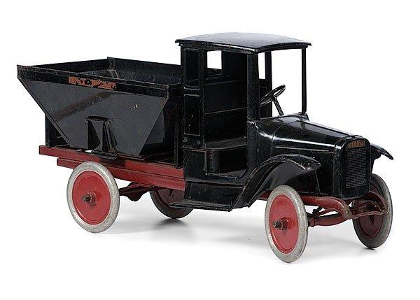 7: Buddy L Coal Truck