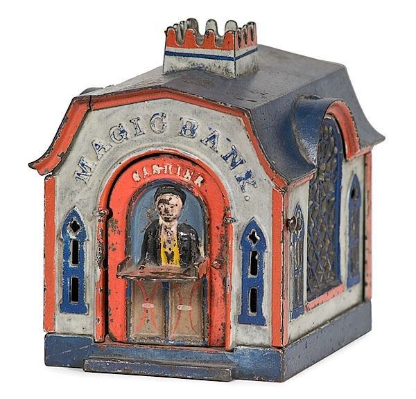 "13: Mechanical Bank ""Magic Bank"""