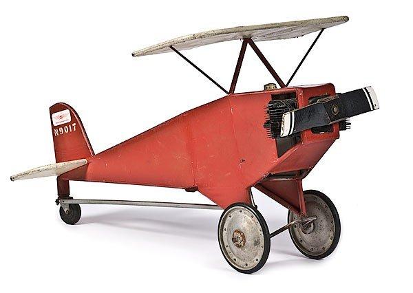 19: Child's Pedal Plane