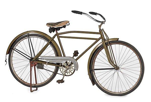 21: Harley Davidson Bicycle