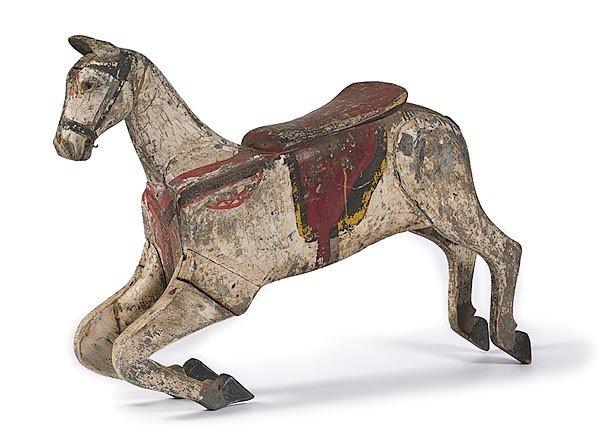 26: Folky Carousel Horse