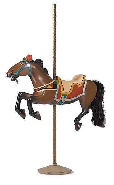 27: Herschell-Spillman Carousel Horse