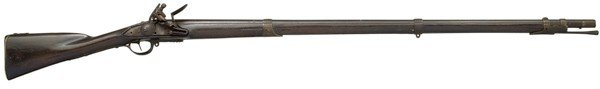 17: French Model 1772 Marine Musket