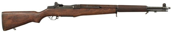 629: *Korean War Era H&R M1 Garand Rifle