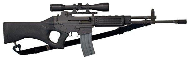 1096: *Daewoo Model DR-200 Assault Rifle
