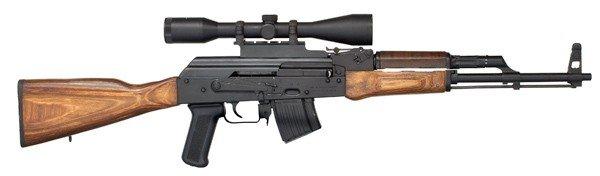 1098: *Egyptian Maadi MISR AK-47 Style Rifle