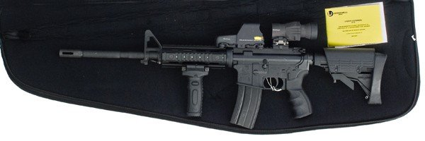 1441: *Bushmaster Model XM15-E2S Semi-Auto Rifle with E