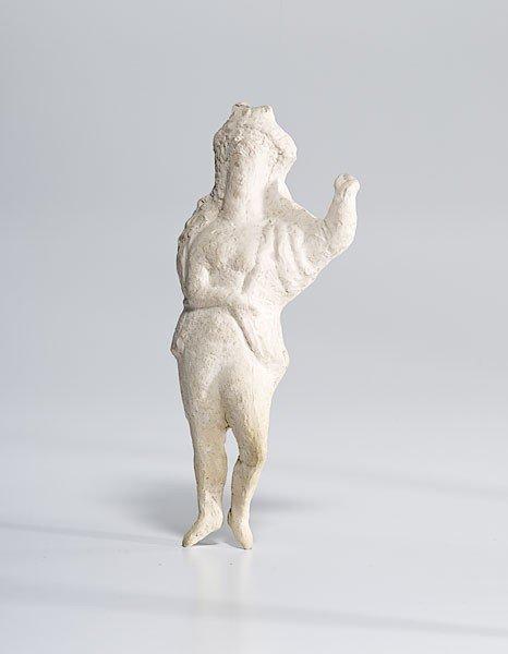 4: Elie Nadelman, Medium Earthenware Figure