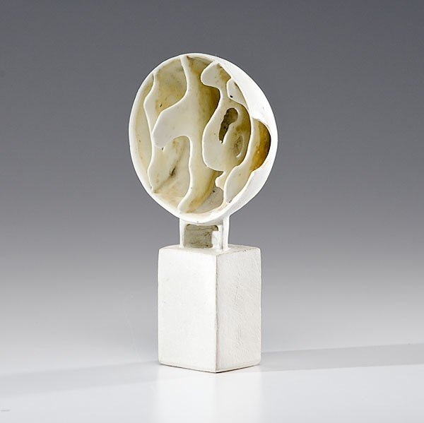 28: Ruth Duckworth, Early Untitled Sculpture
