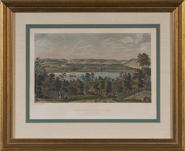 6: Prints of Ohio River Valley, Kentucky