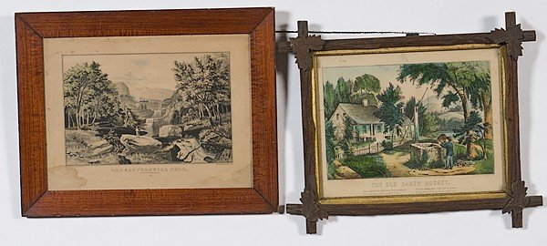 7: Currier and Ives Prints
