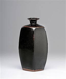 1: Masterworks: Bernard Leach Tenmoku Bottle