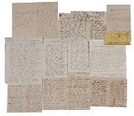 77: Civil War Archive of Isaac Kilmer, 129th Indiana In