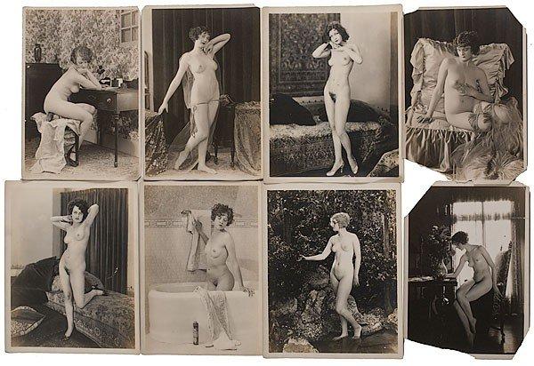 183: Albert Arthur Allen Collection of Nude Photographs
