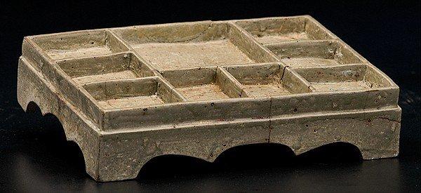 1412: Chinese Stone Tray