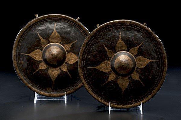 1414: Chinese Mule Gongs