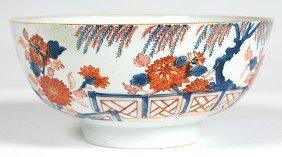 17: Imari Stoneware Bowl