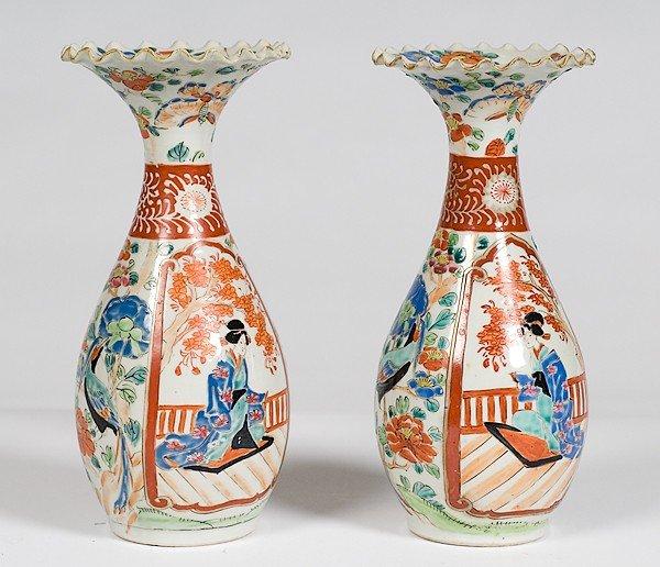 19: Japanese Vases