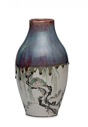 21: Japanese Vase