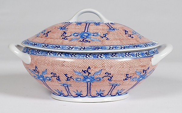 24: Japanese Covered Tureen