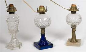 150: Victorian Oil Lamps