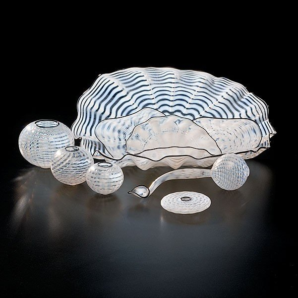 2: Dale Chihuly (1941, USA)