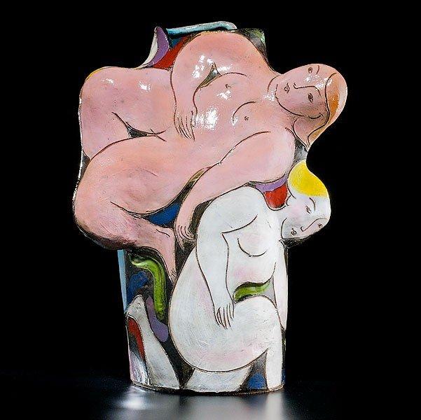 6: Rudy Autio (1926-2007, USA)