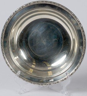 19: Towle Sterling Silver Bowl