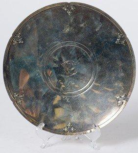 23: Shreve Sterling Plate