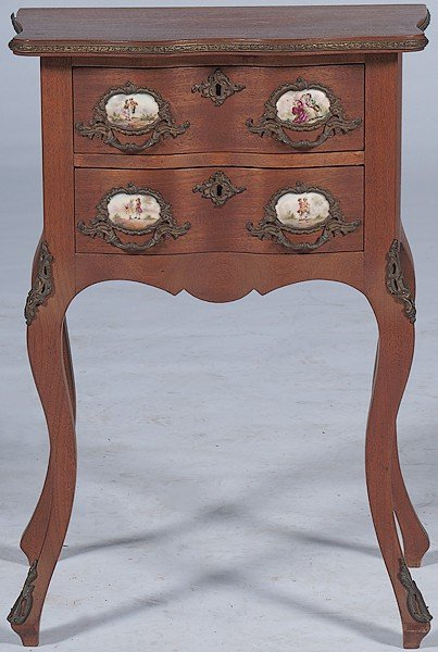 148: Louis XV-style Side Table